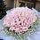 Thumbnail: 情人節 99 粉雪山玫瑰花束 Roses Bouquet PP-PK99(VD)