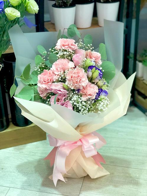 韓式康乃馨花束 Carnation Bouquet BQ-KSCN6
