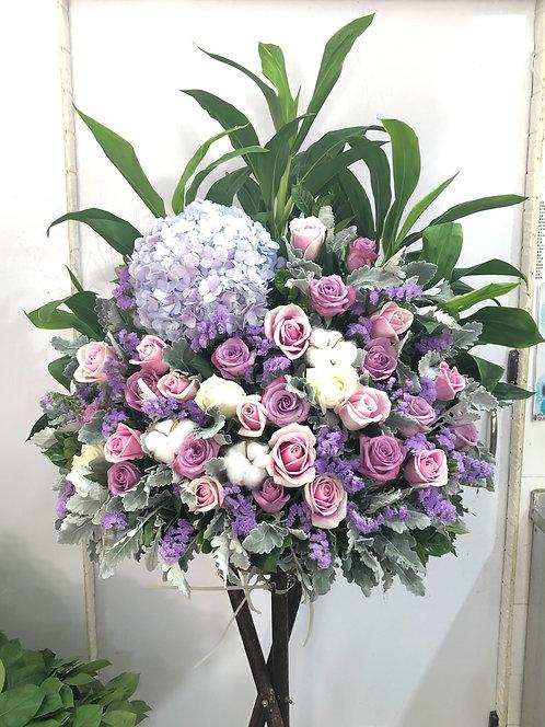 鮮花花籃 Floral Basket BKBHY1