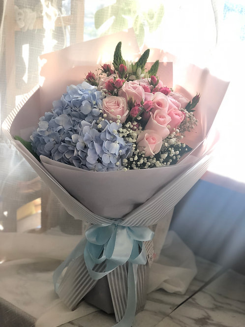Maria Rose Bouquet 瑪麗亞玫瑰花束 MRHYB
