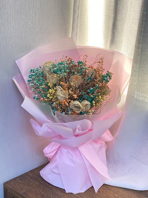 乾花花束 Dry Flower Bouquet Y