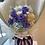 Thumbnail: 6支少女系保鮮花紫玫瑰花束 Preserved Flower Bouquet PF-FLB6pu