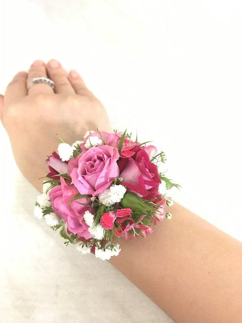 四個鮮花手帶 Flower Bracelace WFBC2