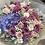 Thumbnail: 藍繡球玫瑰花束 Hydrangea K-Style Bouquet BHYPRPP1
