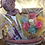 Thumbnail: New Born Baby preserved Flower and gift Hamper NBB-GH001