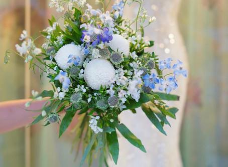 花球 wedding bouquetby Fasunflower