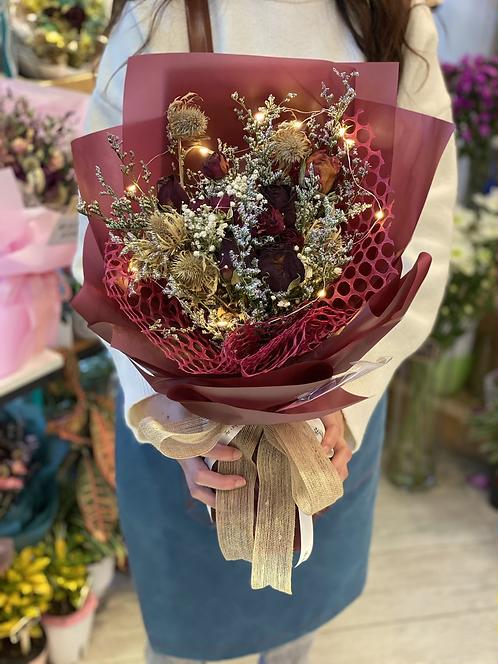 乾花花束 Dry Flower Bouquet F