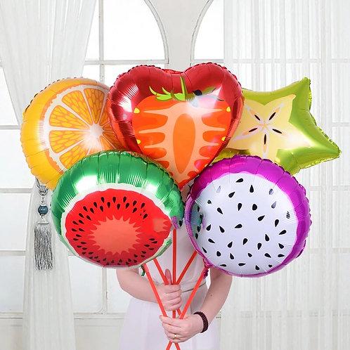 水果鋁膜氣球(40cm*40cm)