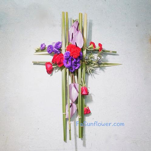 棺面花 Funeral Flower FF02