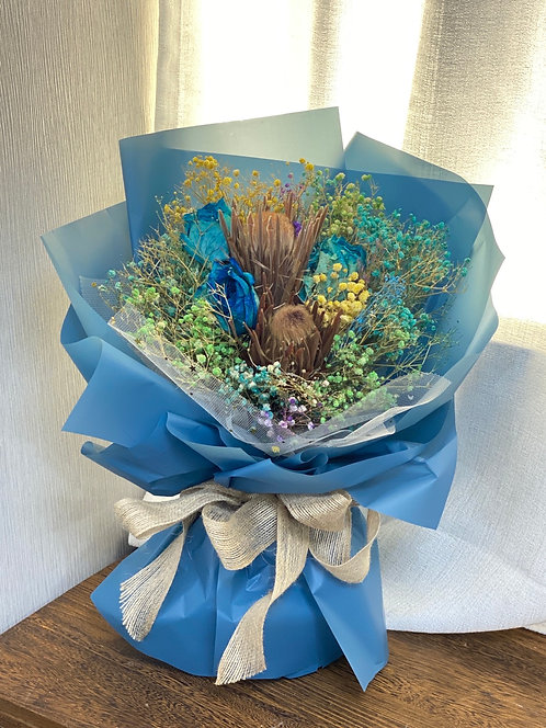 乾花花束 Dry Flower Bouquet W