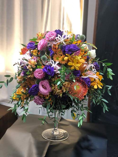 座枱鮮花擺設 Table Floral TT-OR-RU