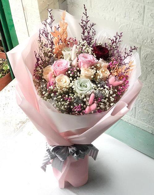 Forever Love Bouquet - Athena PF-FLB-Athena8