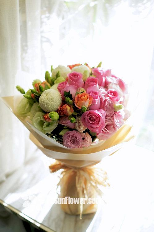 韓式可愛花束 Korean Style bouquet KKS03