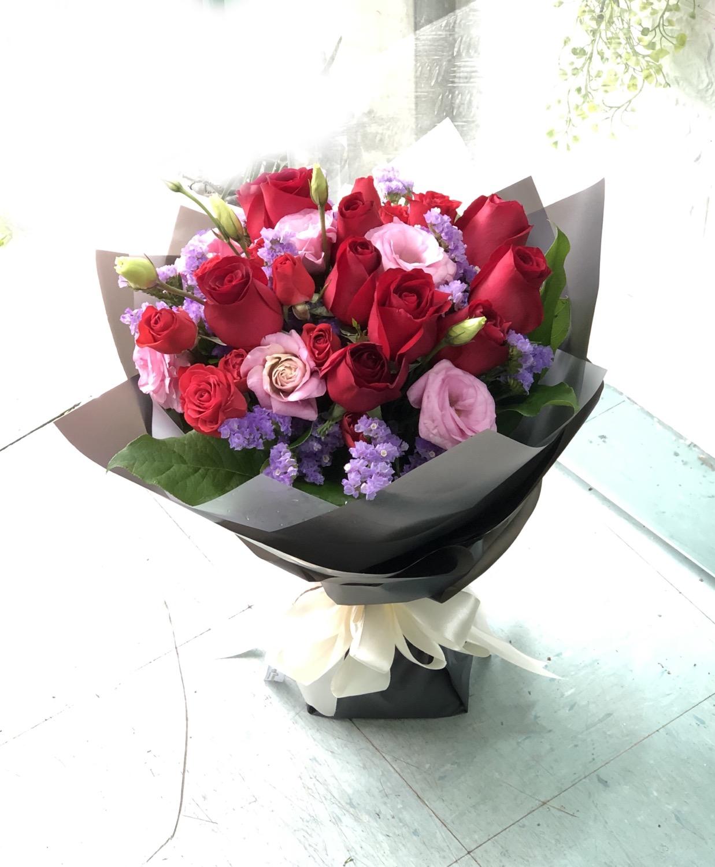 Red Rose Bouquet 紅玫瑰花束 RECB10