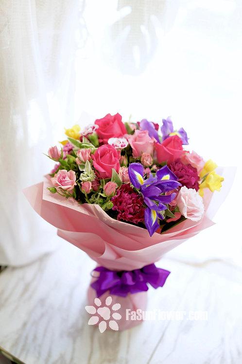 愛麗絲花束2 Alice Bouquet ALIYC2