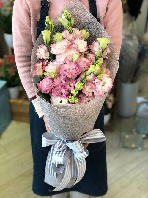 洋桔梗花束Eustoma Bouquet EMB1