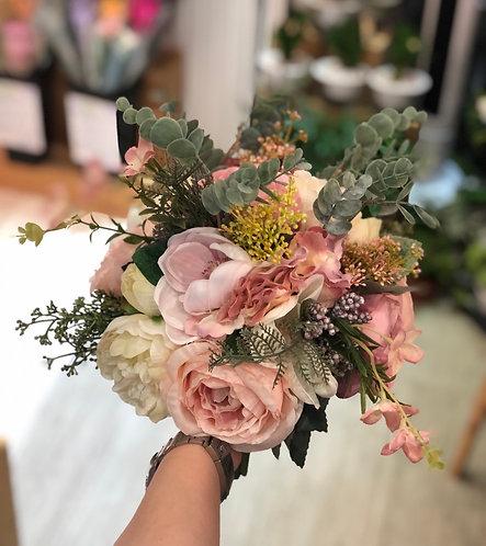 絲花花球 Silk flower bouquet 26