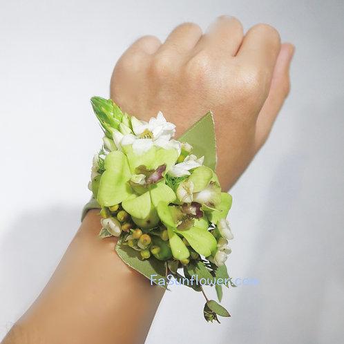 四個鮮花手帶 Flower Bracelace WFBC