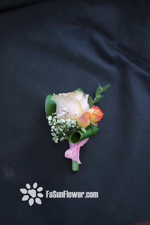 (D) Corsage For Parents and Friends of Honor 襟花套裝 D