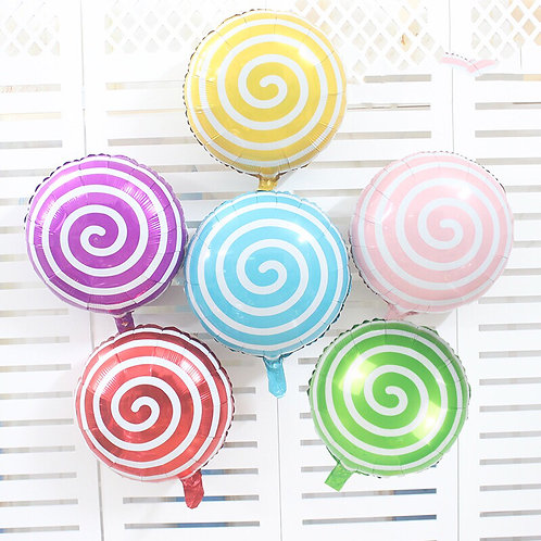 波板糖鋁膜氣球