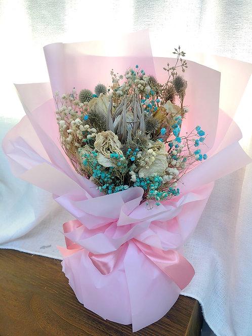 乾花花束 Dry Flower Bouquet V