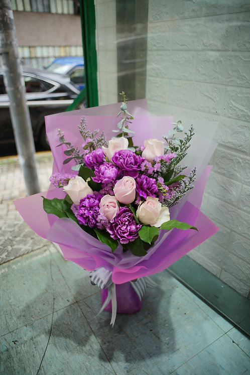 Mother's Day 康乃馨花束 Carnation bouquet MDBPP2020
