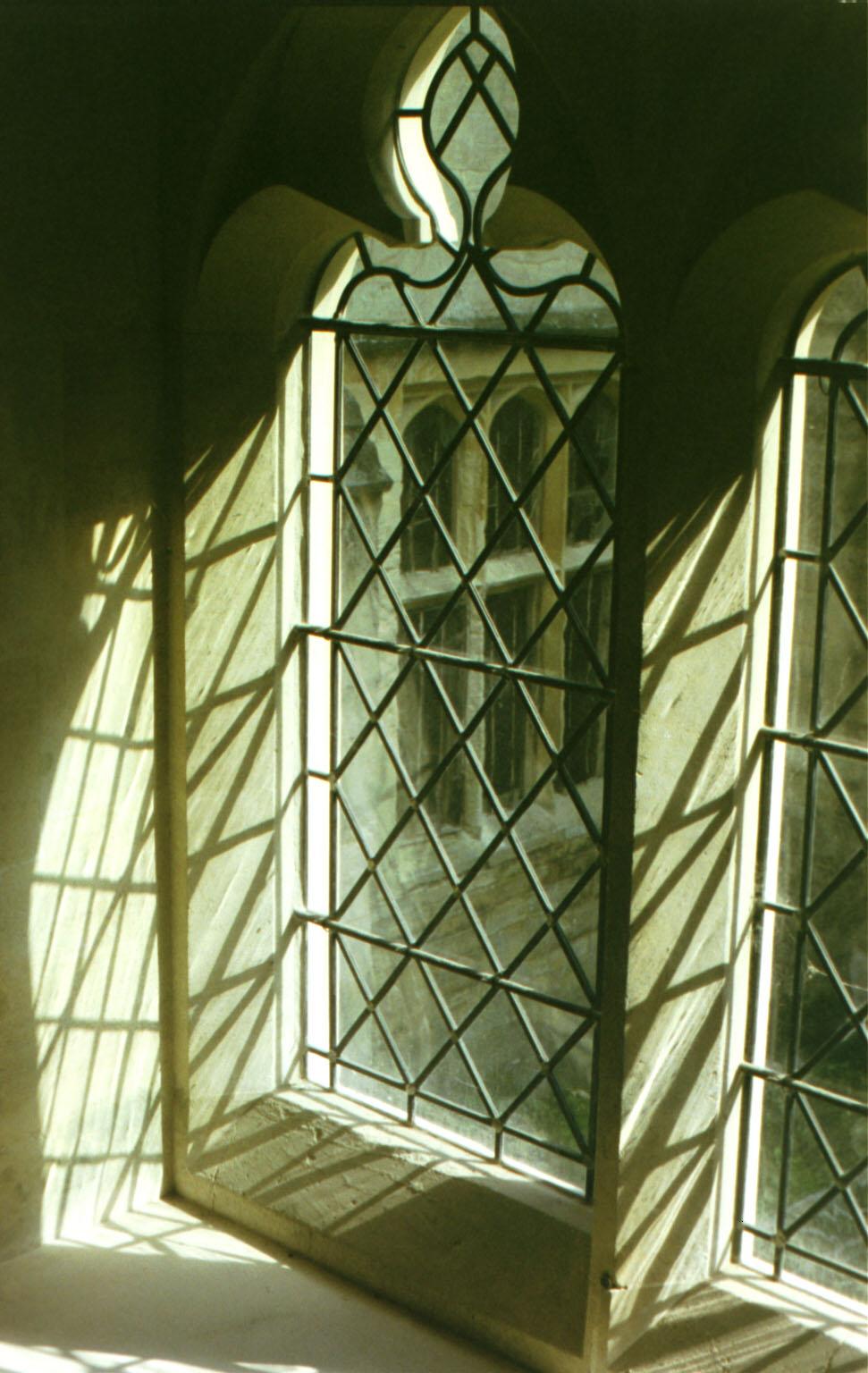 nice reflections window