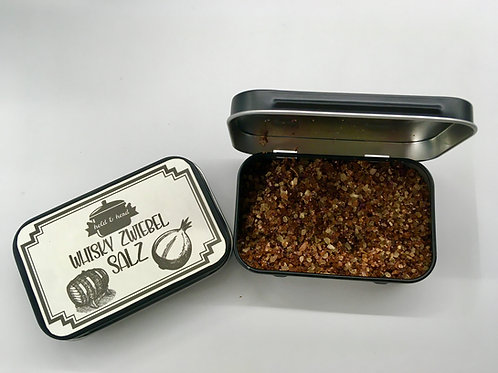 held&herd Whisky Zwiebel Salz (100 Gramm)