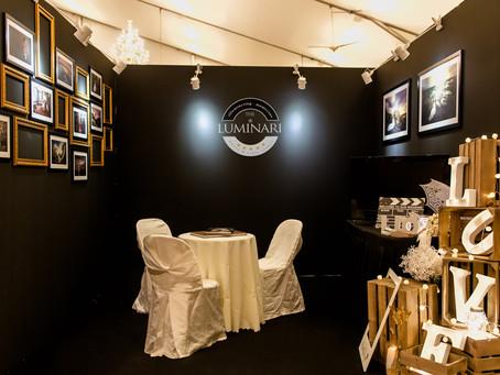 The Luminari Wedding Booth