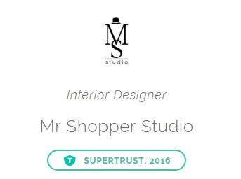 Mr Shopper Studio SuperTrust Badge Achieved!