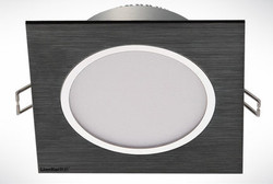 Black Single Downlight
