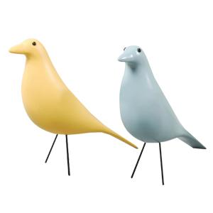 Eames Bird Ornament