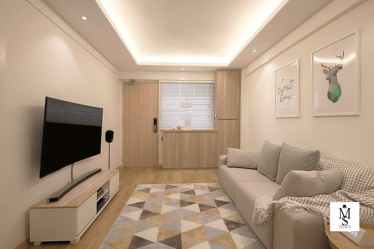 TPY 3-Room Resale - Living