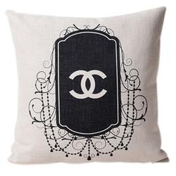 Chanel Throw Cushion