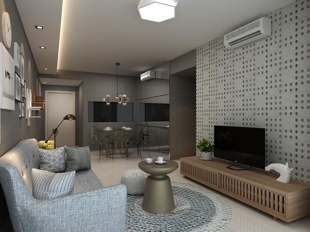 Mr Shopper Studio - Living Room 2