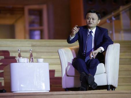 Embracing Technology with Jack Ma