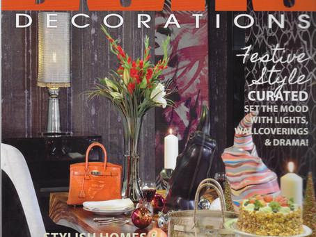 DCRS-Decorations Magazine Featured