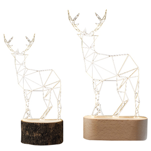 Deer Ornament Light