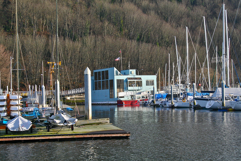 CYC Seattle, our home yacht club!