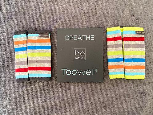 PACK 2 beToowell Breathe+ Kids
