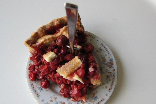 "9"" Deep Dish Southern Cherry Pie"