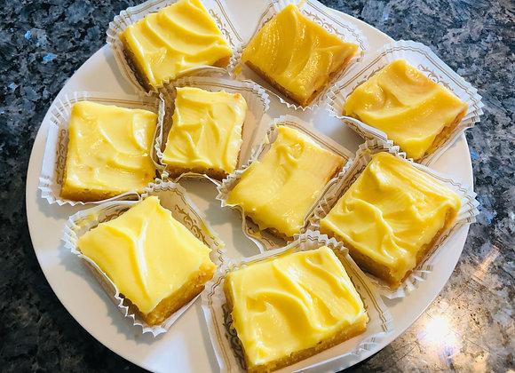 Lemon Brownies (12)