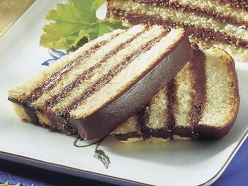 """9"""" White Chocolate with Espresso Cream Torte"""