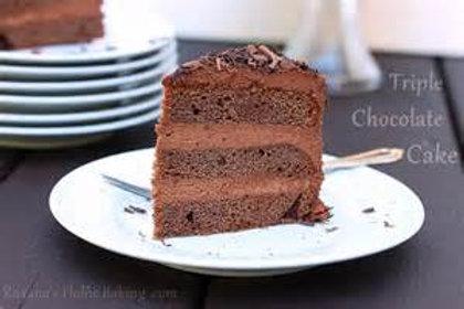 "9"" Triple Chocolate Mousse Cake"