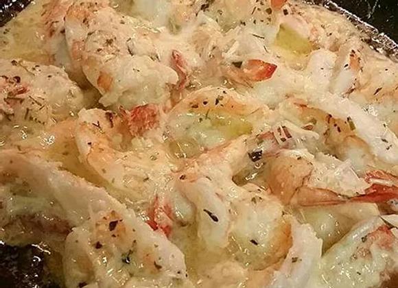Spicy Shrimp Parmesan
