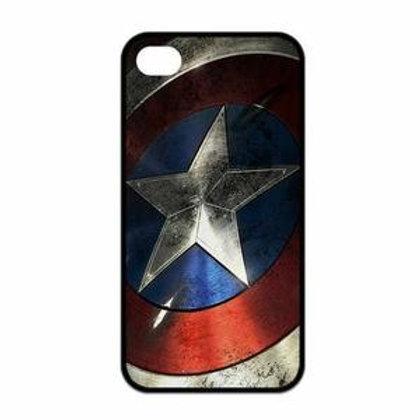 Coque Captaine América - iPhone 5/5s/5c/6/6s/6+