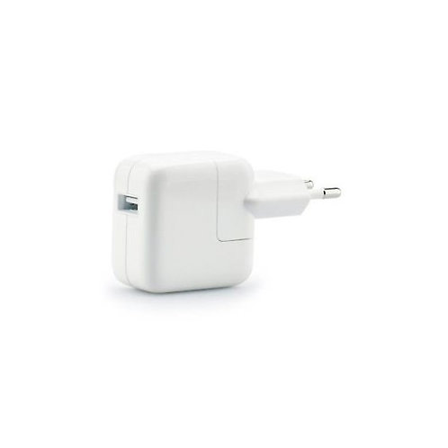 Bloc chargeur Apple Ipad 12W - Original Apple