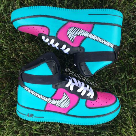 southbeach sneaker custom pucknkhaos.JPG