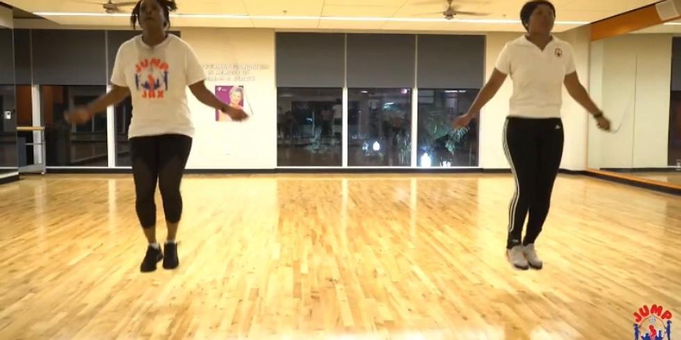 High Intensity Jump Rope Class