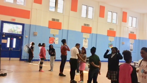 The Boys & Girls Club Students Put Their Footwork to the Test!